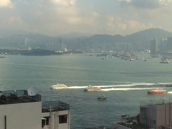 Best Western Plus Hotel Hong Kong : room view