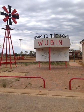 Wubin, Australia: Wublin.  Gateway to the North