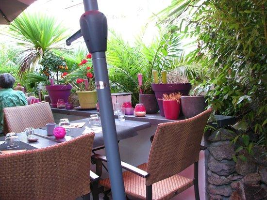 le jardin - Bild von Le Jardin de Tana, Noirmoutier en l\'Ile ...
