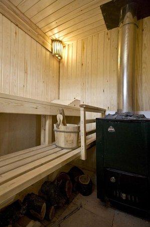 Pratdip, Spain: Sauna finlandesa / Finnish sauna