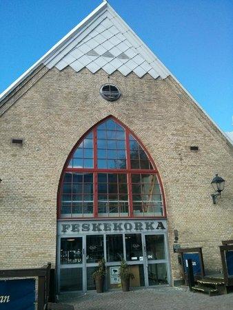 Feskekorka / Fiskekyrkan: Feskekorka