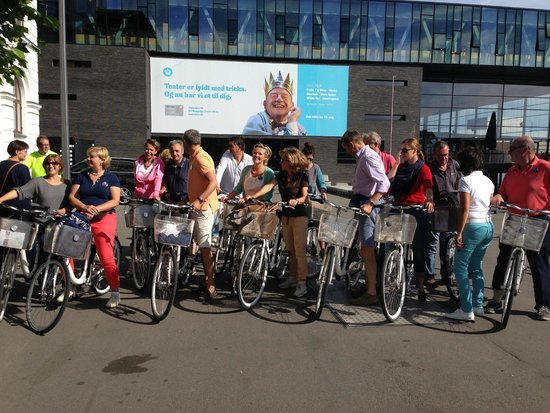 Copenhagen Bike and Tours