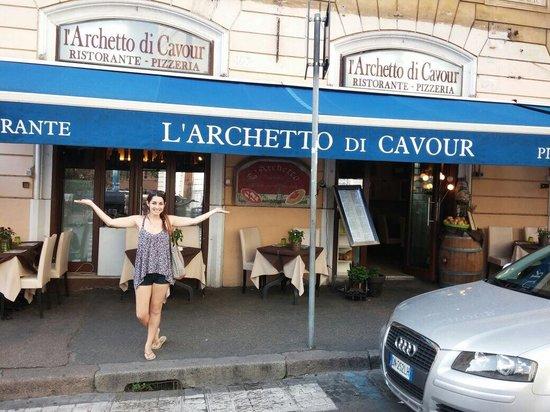 L'Archetto di Cavour: Best meal ever!