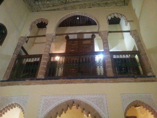 Riad Dar Aida: First floor
