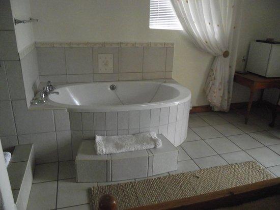 Die Eike: What a lovely bath!