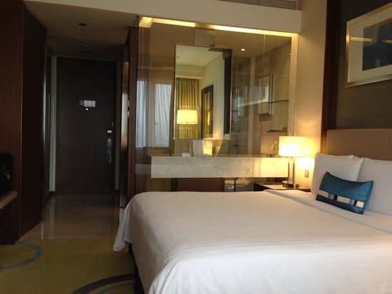 Courtyard by Marriott Seoul Times Square : スタンダードルーム