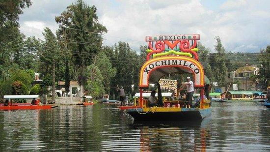 Foto De Trajineras Ciudad De M Xico Xochimilco Tripadvisor