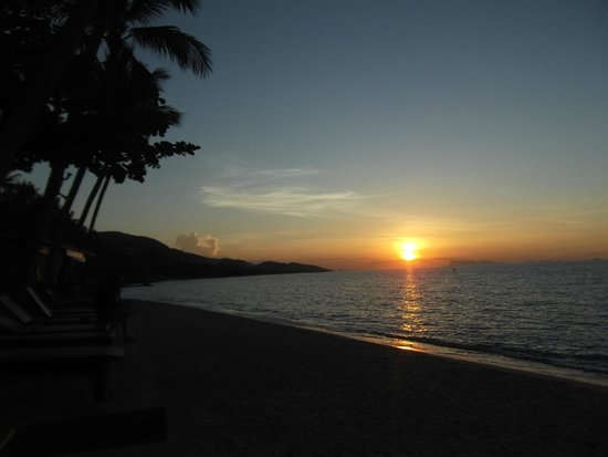Koh Samui Resort: Sunsets to die for