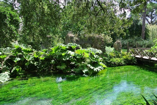 Giardino di ninfa gunn ra manicata picture of giardino for Doganella di ninfa