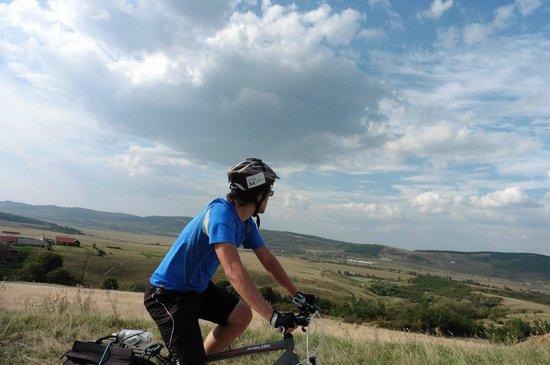 Cycling Romania: Guide Mircea