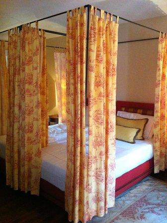 Corte Gondina Boutique Hotel : il bel letto