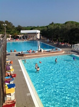 Camping Sandaya Douce Quietude: Pool Area