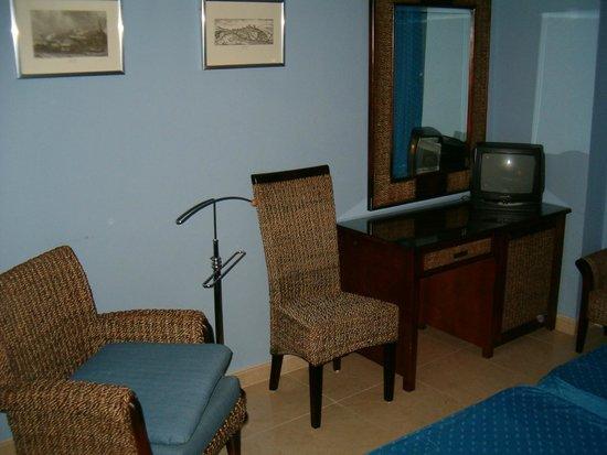 Hotel La Albarizuela: Mi habitación