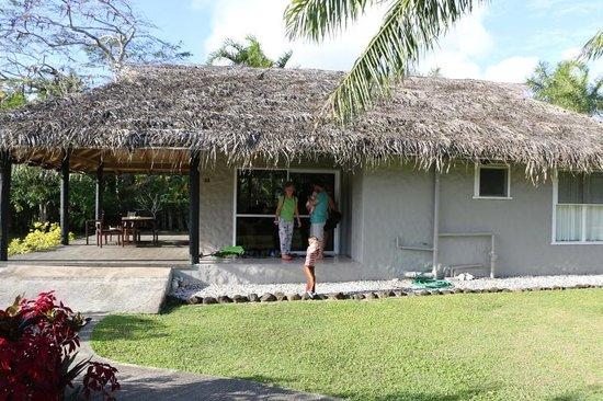 Lagoon Breeze Villas: Our 2 Bedroom Villa