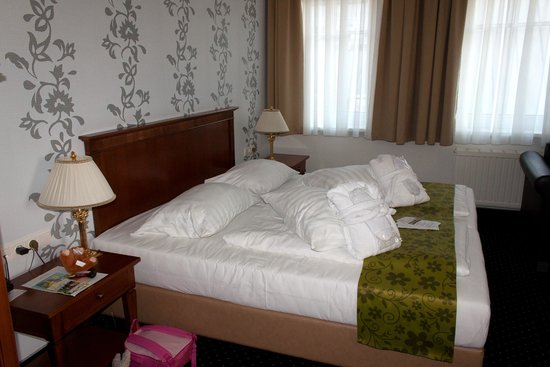 Rathaushotels: Comfort & Romantikzimmer