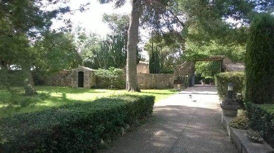 Sa Torre de Santa Eugenia: Cadre paisible