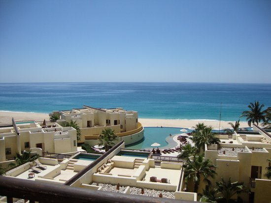 Marquis Los Cabos: View from room
