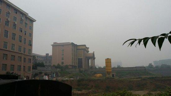 Gongyi, Kina: 后门