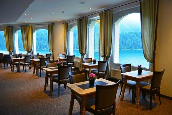 Restaurant Waldhaus am See : Aufenthaltsraum