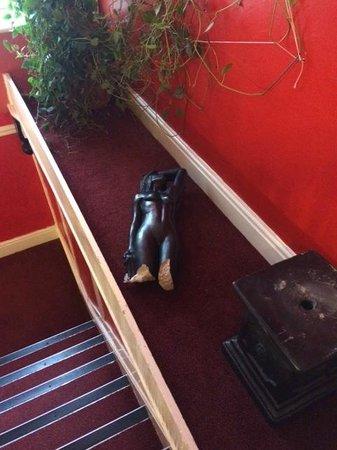 Belgrave Hotel: The Belgrave Murder - Scene of the Crime