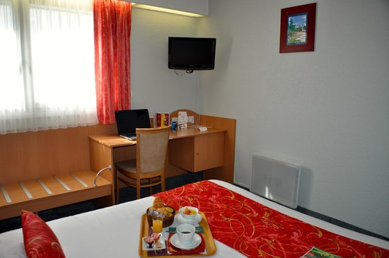 atalante hotel reviews price comparison annemasse france tripadvisor. Black Bedroom Furniture Sets. Home Design Ideas
