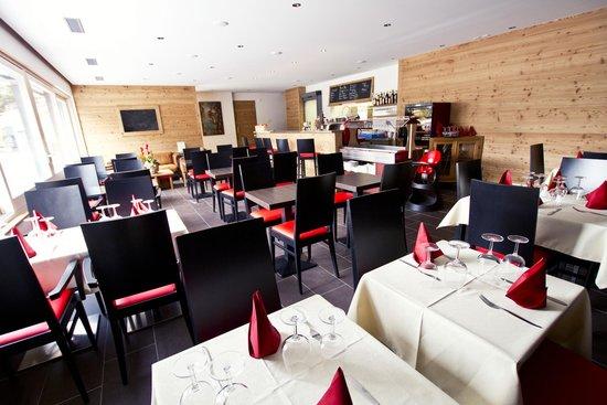 Hotel Mont.Lac : Salle à manger, Restaurant
