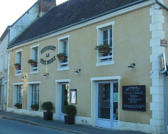 La Tete Noire : restaurant à Saint Germain de la Coudre