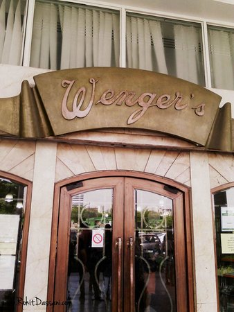 Wenger's: Outside