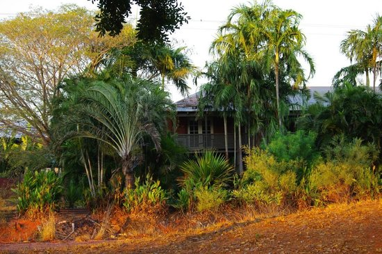 Broome-Time Accommodation: Rooms from road