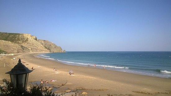 Hotel Baia da Luz : beach