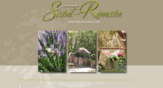 La Grange de Saint Romain