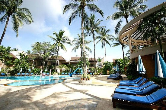 Coconut Village Resort: Swimming Pool