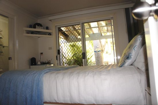 Nelson Bay Bed and Breakfast: Broughton Room (The room we stayed)