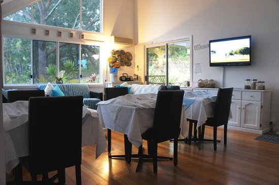 Nelson Bay Bed and Breakfast: The Common Living Room