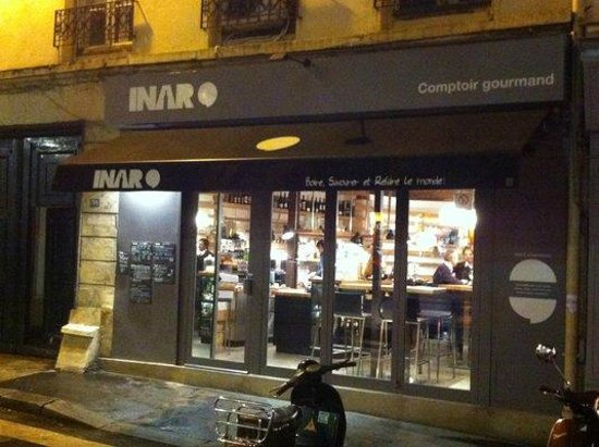Photo of French Restaurant Inaro at 38 Rue René Boulanger, Paris 75010, France
