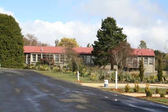 Tarraleah Estate: Gardens