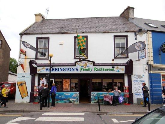 Harrington De Fast Food Restaurants