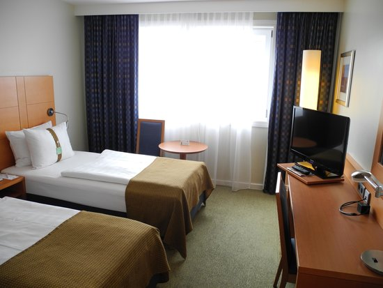 Holiday Inn Munich - City Centre : 室内