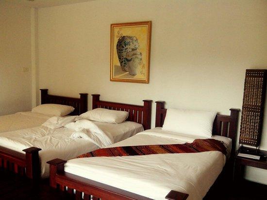 Nakakiri Resort & Spa: ห้องวิลล่า วิวแม่น้ำ