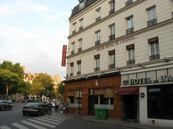 Ibis Paris Avenue de la Republique: Hotel
