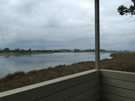 بليت ريفر لودج: Beatuiful view