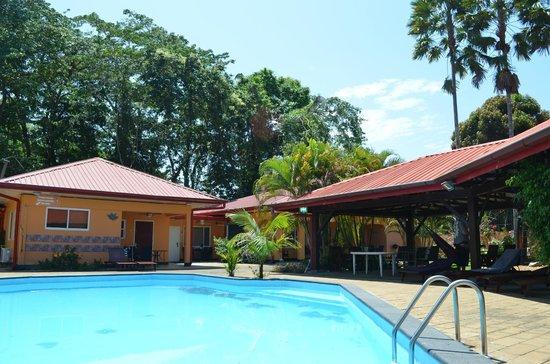 Kekemba Resort Paramaribo : Pool