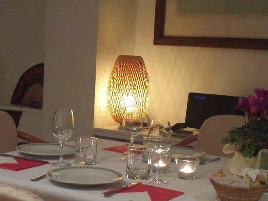 Hotel Yacht Club : la sala colazione