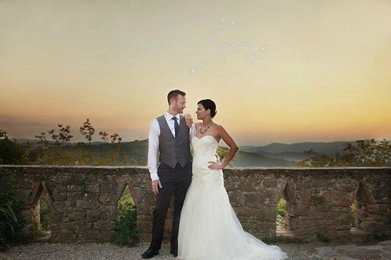 Montelucci Country Resort & Agriturismo di Charme: romantic wedding in Montelucci