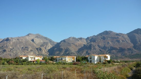 Monachus Monachus Apartments: Kalikratris gebergte