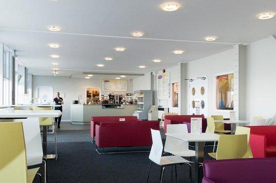 Calshot Activity Centre: The Cafe/ Bar at Calshot