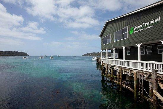 Stewart Island Ferry - Stewart Island Experience