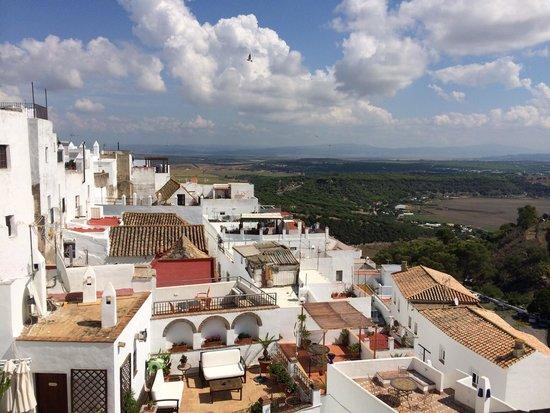 Hotel La Casa del Califa Hotel: Vue de notre chambre
