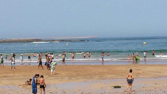 Mohammedia plage sablette