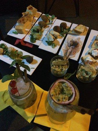 Deep Milano Cafe & Food: Aperitivo